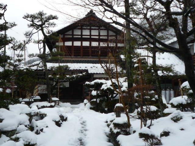 雪景色 店