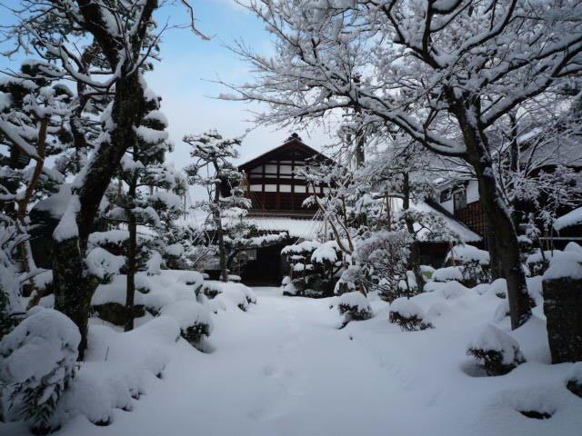 1月1日 大雪